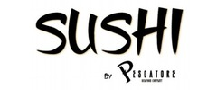 Sushi by Pescatore Seafood Company Logo