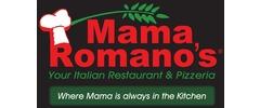 Mama Romano's Logo