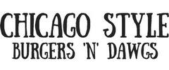 Chicago Style Burgers 'n' Dawgs Logo