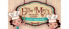 Ellie May's Cookies Logo