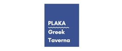 PLAKA Greek Taverna Logo