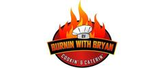 Burnin' with Bryan logo