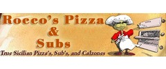 Rocco's Pizza and Subs Logo