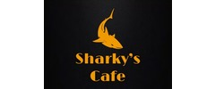 Sharky's Cafe Logo
