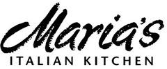 Maria's Italian Kitchen logo
