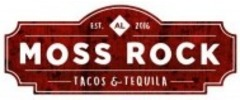 Moss Rock Tacos and Tequilas Logo