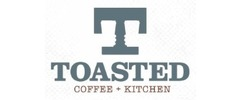 Toasted Coffee + Kitchen Logo