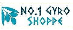 No. 1 Gyro Shoppe Logo