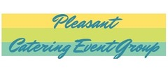 Pleasant Catering Event Group Logo