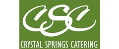 Crystal Springs Catering Logo