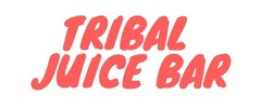 Tribal Juice Bar Logo