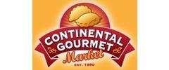 Continental Gourmet Market Logo