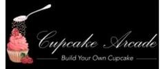 The Cupcake Arcade Logo