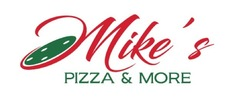 Mike's Pizza and More Logo