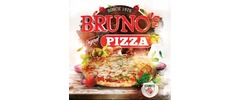 Bruno's Pizza Logo