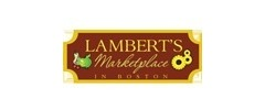 Lambert's Marketplace Logo