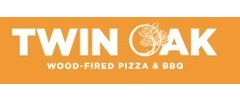 TwinOak Wood-Fired Pizza & BBQ Logo