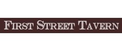 First Street Tavern Logo