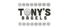Tony's Bagels Logo