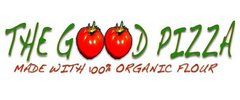The Good Pizza logo