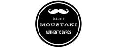 Moustaki Authentic Gyros Logo