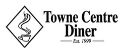 Towne Center Diner Logo