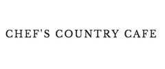 Chef's Country Cafe Logo