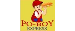 Po-Boy Express Logo