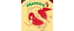Franco's Pizza & Pasta Logo