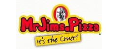 Mr. Jim's Pizza & Pasta Logo
