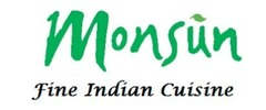 Monsun Fine Indian Cuisine Logo