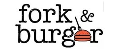 Fork & Burger Logo