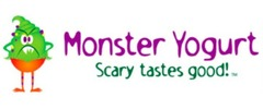 Monster Yogurt Logo