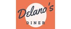 Delano's Diner Logo