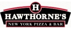 Hawthorne's NY Pizza Bar Logo