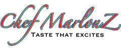 Chef Marlonz Catering Logo