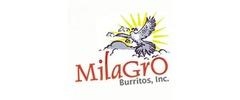 Milagro Burritos Logo