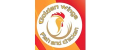 Golden Wings Fish and Chicken Logo