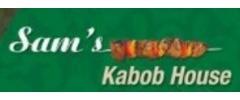 Sam's Kabob House Logo