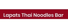 Lapats Thai Noodles Bar Logo