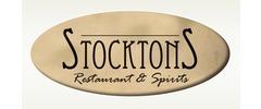 Stocktons Restaurant & Spirits Logo