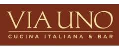 VIA UNO Italian Logo