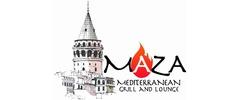 Maza Mediterranean Grill & Lounge Logo