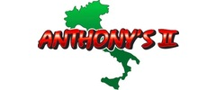 Anthony's II Italian Food Logo