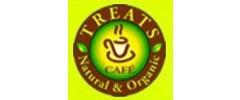 Treats Cafe logo