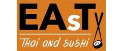 EAsT Thai and Sushi Logo