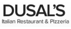 Dusal's Italian Restaurant and Pizzeria Logo