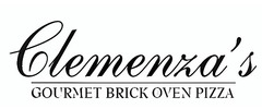 Clemenza's Brick Oven Pizza Logo