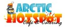 Arctic Hotspot Cafe & Catering Logo
