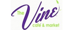 The Vine Café & Market Logo